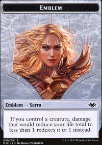 Emblem Serra -