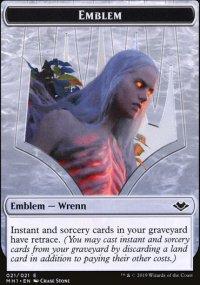 Emblem Wrenn and Six -