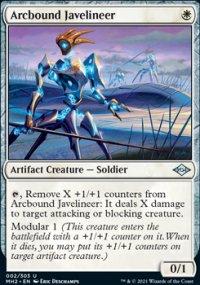 Arcbound Javelineer - Modern Horizons II