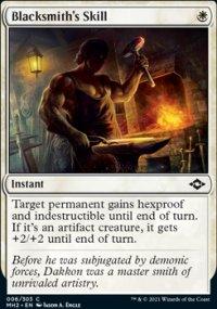 Blacksmith's Skill 1 - Modern Horizons II