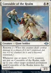 Constable of the Realm - Modern Horizons II
