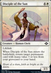 Disciple of the Sun - Modern Horizons II