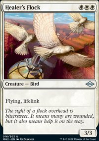 Healer's Flock -
