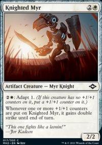 Knighted Myr - Modern Horizons II