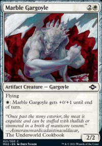 Marble Gargoyle 1 - Modern Horizons II