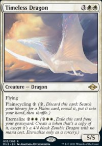 Timeless Dragon 1 - Modern Horizons II