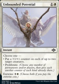 Unbounded Potential - Modern Horizons II