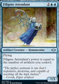 Filigree Attendant - Modern Horizons II