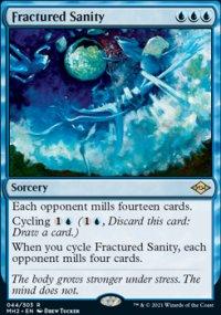 Fractured Sanity 1 - Modern Horizons II
