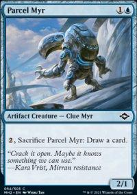 Parcel Myr - Modern Horizons II