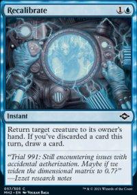 Recalibrate - Modern Horizons II