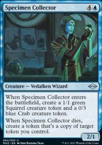 Specimen Collector -
