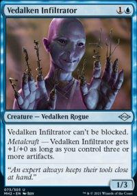 Vedalken Infiltrator - Modern Horizons II