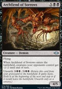 Archfiend of Sorrows -