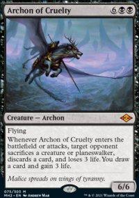 Archon of Cruelty 1 - Modern Horizons II