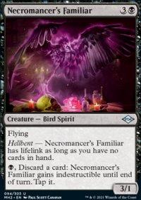 Necromancer's Familiar - Modern Horizons II