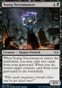 Young Necromancer - Modern Horizons II