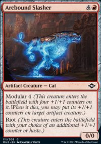 Arcbound Slasher - Modern Horizons II
