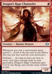 Dragon's Rage Channeler - Modern Horizons II