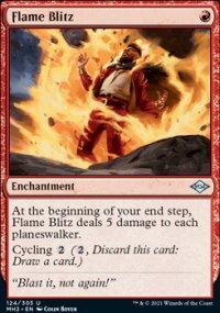 Flame Blitz - Modern Horizons II