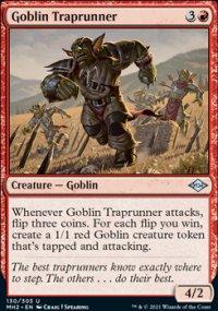 Goblin Traprunner - Modern Horizons II