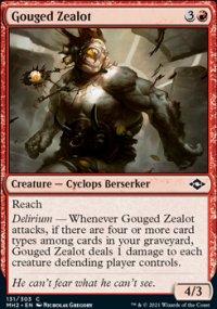 Gouged Zealot - Modern Horizons II