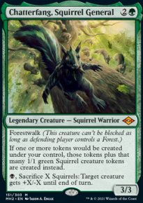 Chatterfang, Squirrel General -