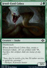 Jewel-Eyed Cobra - Modern Horizons II