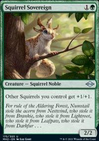 Squirrel Sovereign 1 - Modern Horizons II