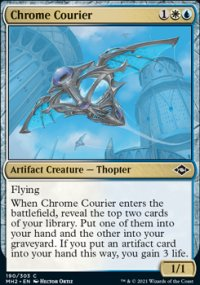 Chrome Courier - Modern Horizons II