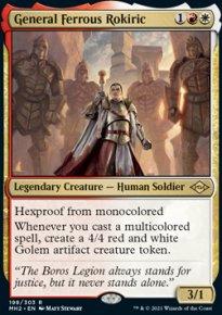 General Ferrous Rokiric 1 - Modern Horizons II