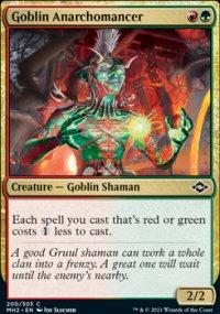 Goblin Anarchomancer -