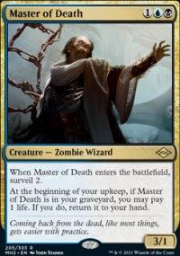 Master of Death -