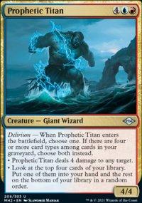 Prophetic Titan 1 - Modern Horizons II