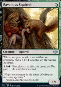 Ravenous Squirrel 1 - Modern Horizons II