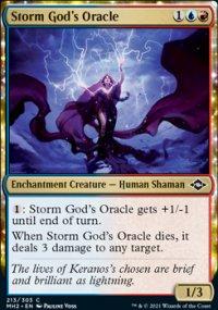 Storm God's Oracle -