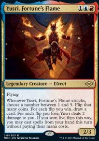 Yusri, Fortune's Flame 1 - Modern Horizons II
