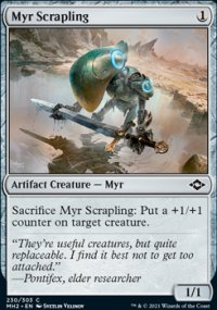 Myr Scrapling -