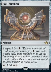 Sol Talisman 1 - Modern Horizons II