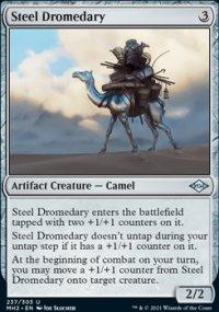 Steel Dromedary -
