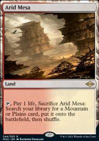 Arid Mesa 1 - Modern Horizons II