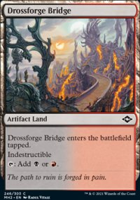 Drossforge Bridge -