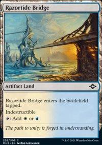 Razortide Bridge - Modern Horizons II