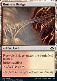 Rustvale Bridge - Modern Horizons II