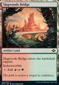 Slagwoods Bridge - Modern Horizons II
