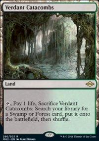 Verdant Catacombs -