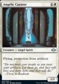 Angelic Curator -