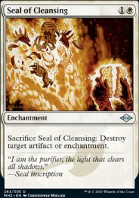 Seal of Cleansing -