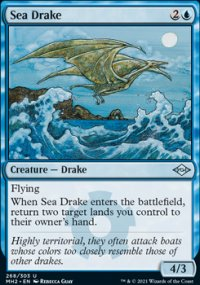 Sea Drake -