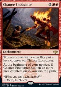 Chance Encounter -